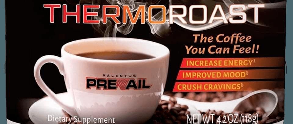 Valentus Thermo Roast Dark Roast Coffee